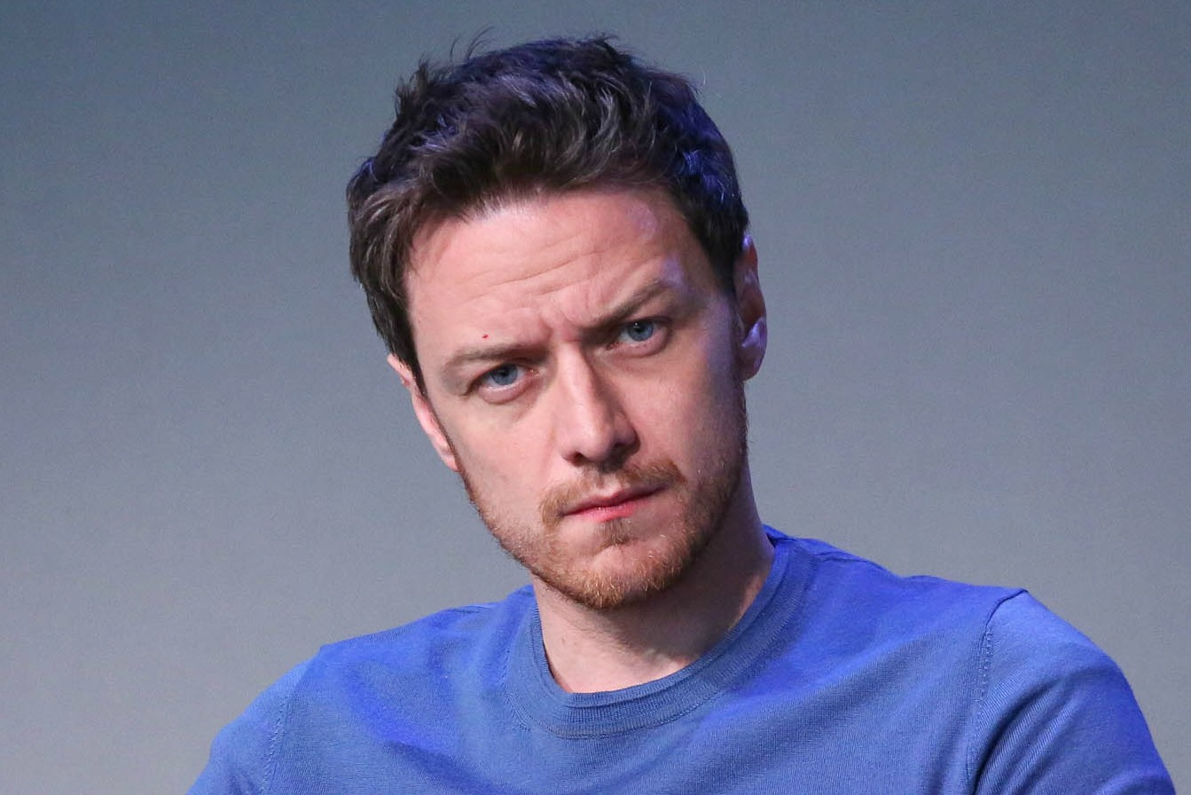 James McAvoy. (Foto: Getty Images)