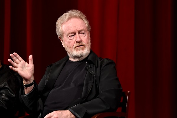 O diretor Ridley Scott (Foto: Getty Images)