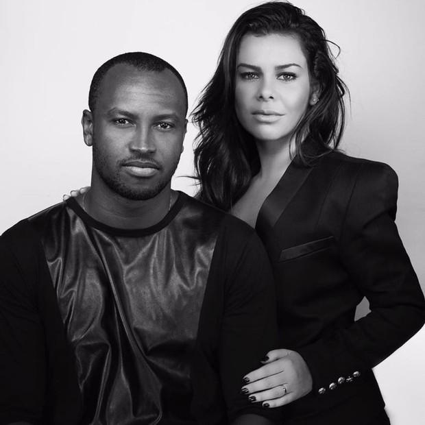 Thiaguinho e Fernanda Souza (Foto: Reprodução/Instagram)
