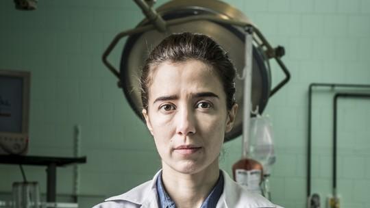 Marjorie Estiano destaca três cenas marcantes de 'Sob Pressão'