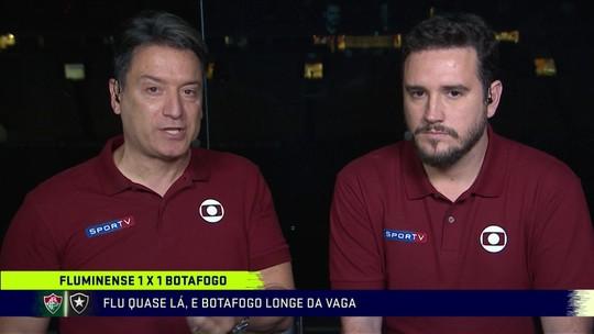 Ganso, Diego Souza... Melhor no clássico Fluminense x Botafogo é tema do Troca de Passes