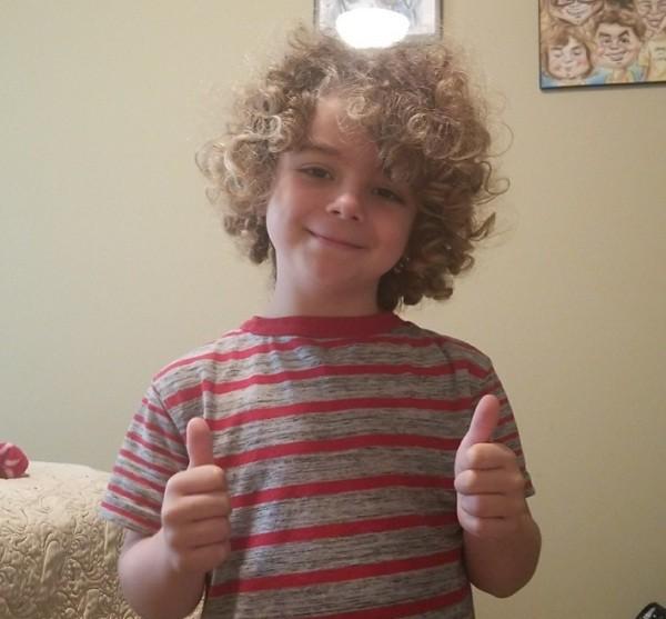 Pai de criança com leucemia responde mensagem enviada por engano (Foto: Reprodução/Twitter)