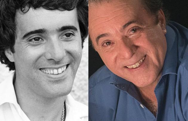 Tony Ramos, que voltará ao ar em 'O Sétimo Guardião', viveu os gêmeos João Victor e Quinzinho. Os dois foram criados separados (Foto: TV Globo)