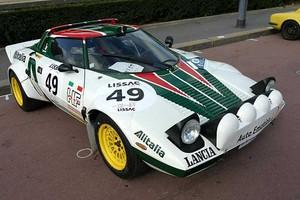 Lancia Stratos HF 1973