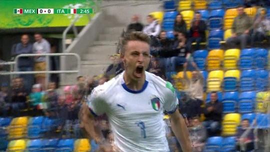 Itália vence o México na abertura do Mundial Sub-20;  Senegalês bate recorde com o gol mais rápido