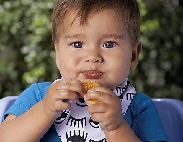 comida-alimentacao-bebe-problema-receita (Foto: Guto Seixas / Editora Globo)