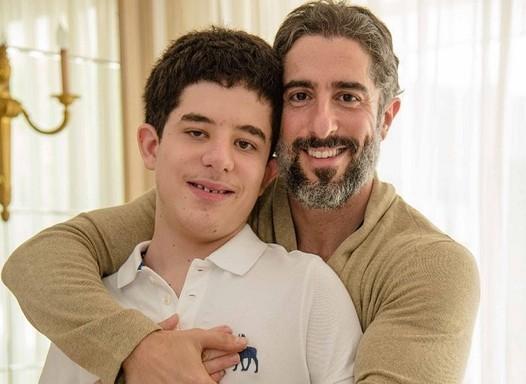 """Marcos Mion: """"Não ter um filho com deficiência, e agradecer por isso, não faz ela desaparecer"""""""