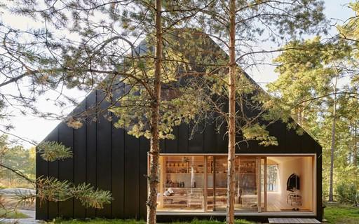Uma Releitura Atual Do Chal 233 De Campo Casa Vogue Casas