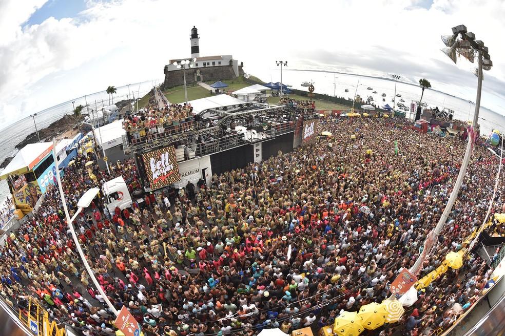 Carnaval de 2021 foi suspenso e ainda não há data prevista para a festa — Foto: Max Haack/Ag Haack
