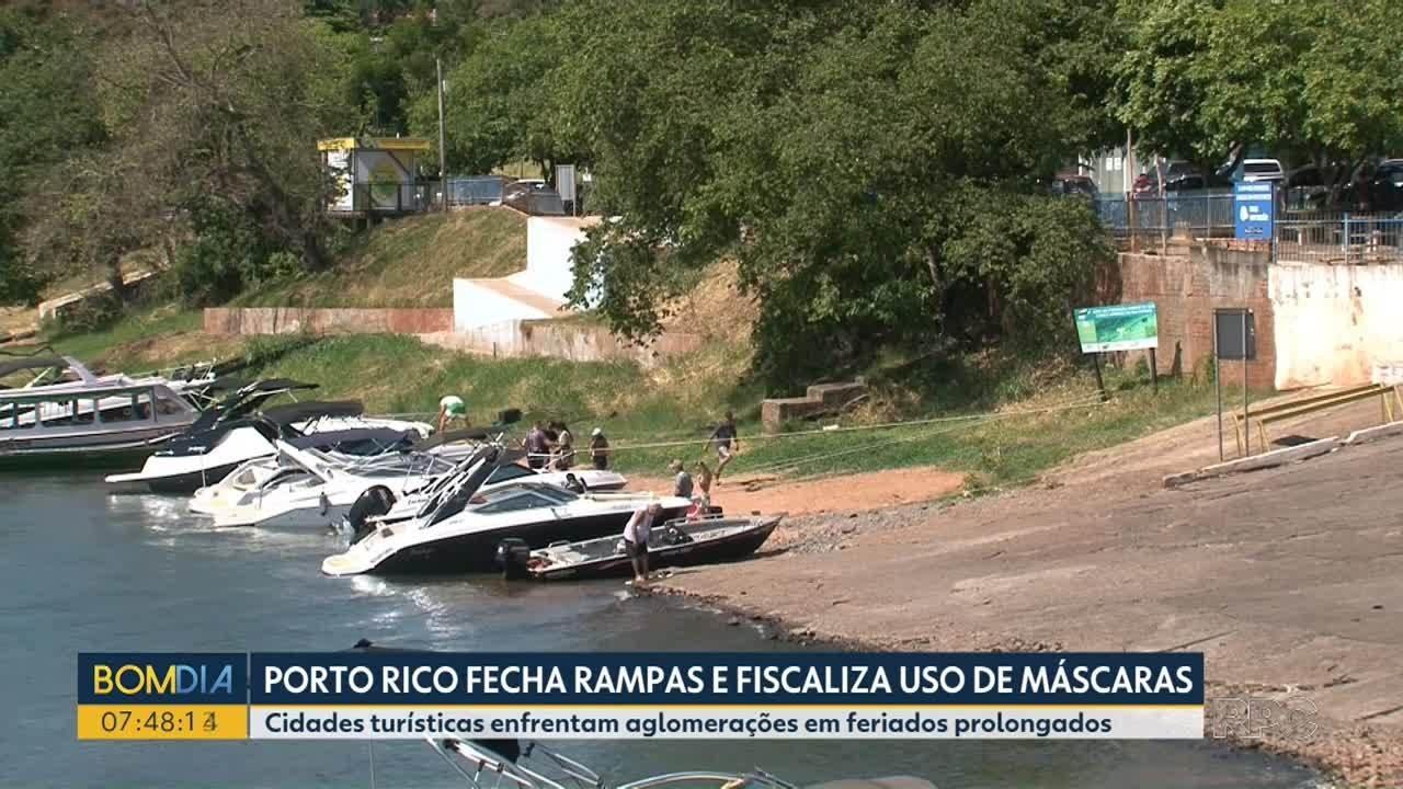 VÍDEOS: Bom Dia Paraná de sábado, 10 de abril
