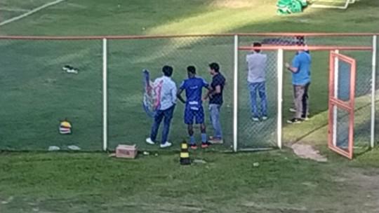Foto: (Ubiratan Passos / TV Bahia)