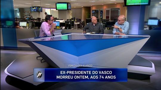 Fim da Era Eurico: comentaristas debatem o significado da morte do ex-presidente do Vasco