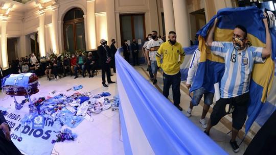 Foto: (Argentina's Presidency via AP)