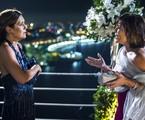 Adriana Esteves e Glória Pires em cena de Babilônia | Estevam Avellar/TV Globo