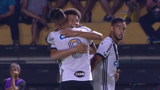 """Com assistência, Igor cresce na disputa pela camisa 2 da Ponte: """"Me dá confiança"""""""