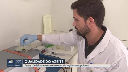 Ministério da Agricultura faz testes em azeites na Grande BH