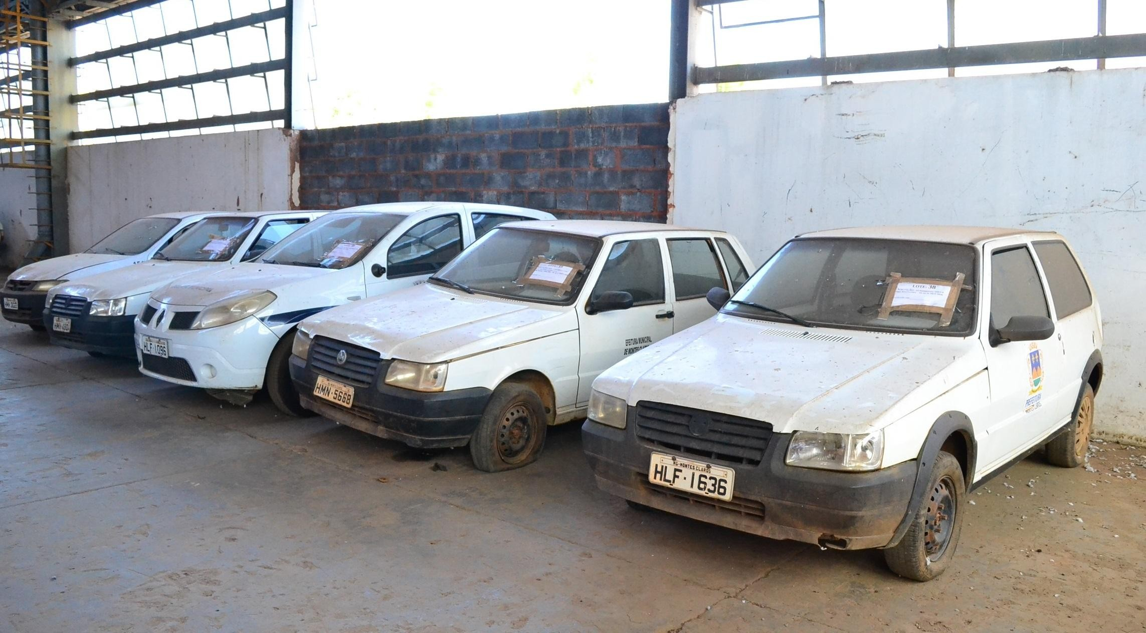 Prefeitura de Montes Claros abre visitação para bens móveis inservíveis que serão leiloados - Notícias - Plantão Diário