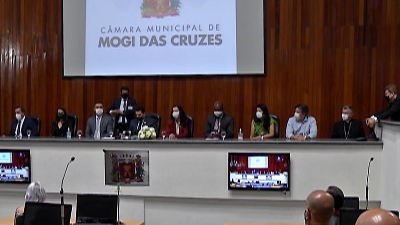 Posse e coletiva de Caio Cunha, prefeito eleito de Mogi, acontece nesta sexta-feira