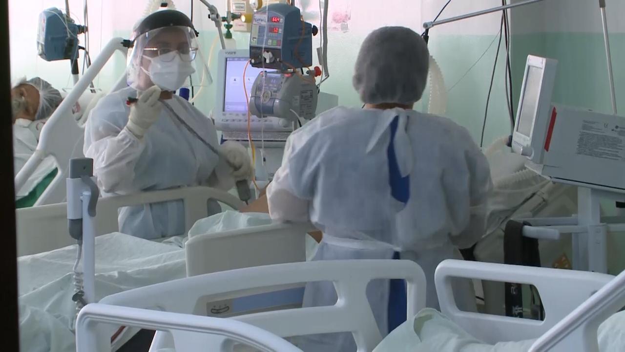 Casos de coronavírus na Paraíba em 25 de setembro de 2021