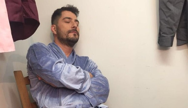 Evaristo Costa (Foto: Reprodução / Twitter)