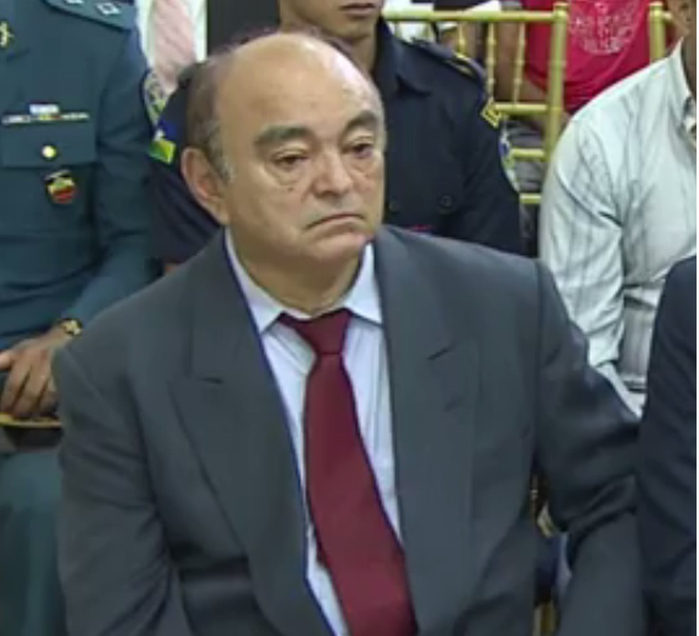 Chico Pernambuco prefeito Candeias assassinado a tiros  — Foto: Rede Amazônica/Reprodução