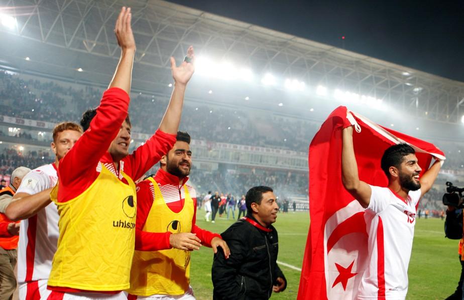 Marrocos e Tunísia voltam à Copa do Mundo na Rússia