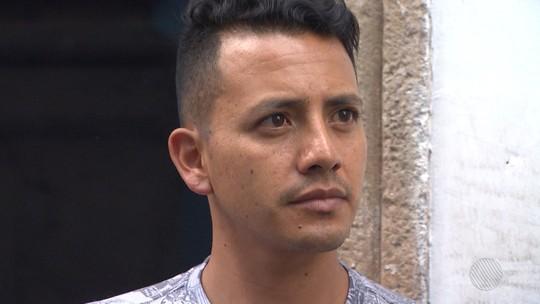 Polícia Civil obtém pistas do suspeito de assaltar e esfaquear turista no Centro Histórico