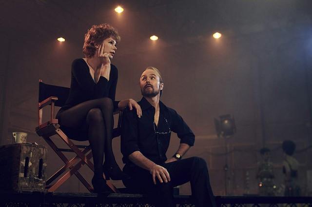 Michelle Williams e Sam Rockwell em 'Fosse/Verdon' (Foto: Divulgação)
