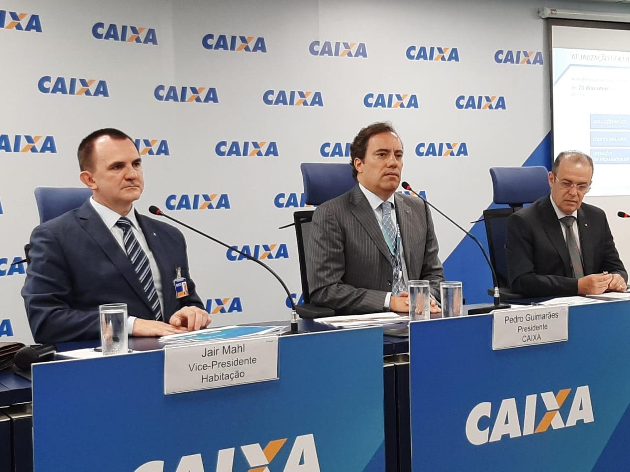 Caixa anuncia redução da taxa cobrada para repassar emendas parlamentares - Notícias - Plantão Diário