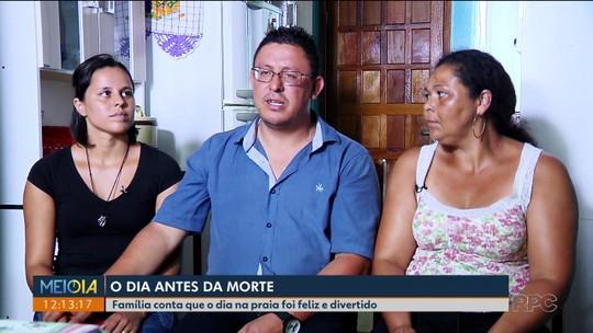 'Ele não teve nem misericórdia da própria filha, que viu tudo', diz padrasto de vítima de feminicídio sobre suspeito