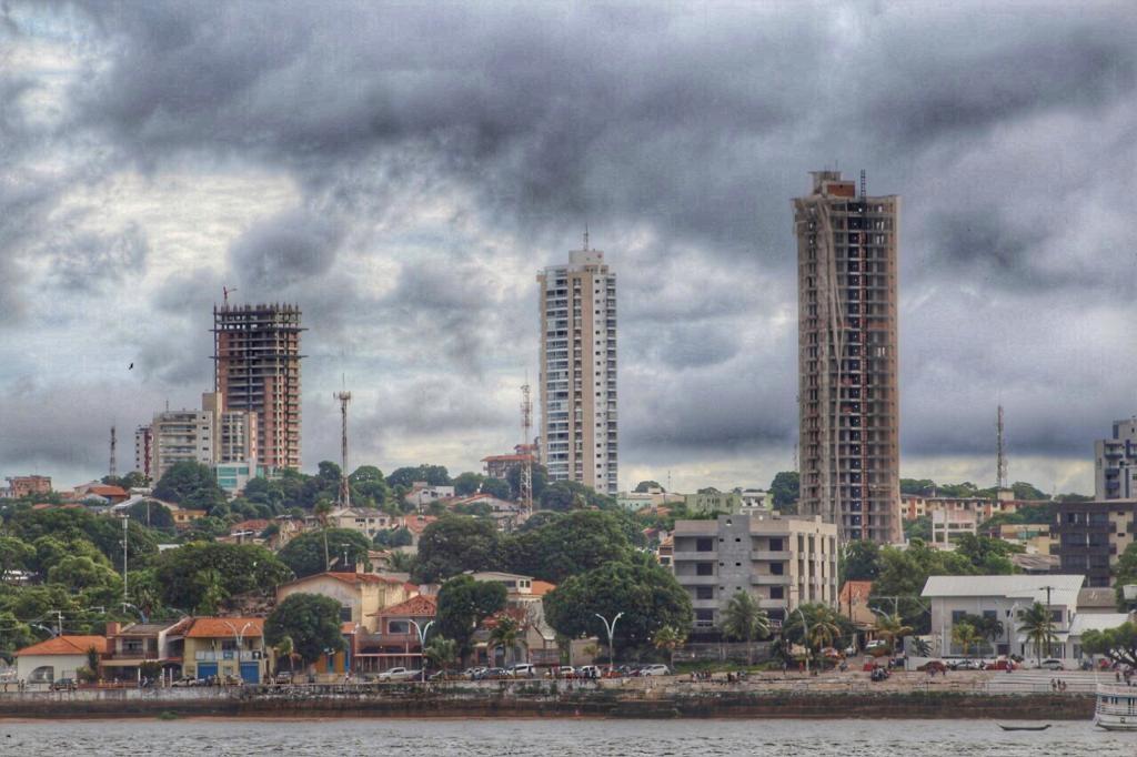 Rio Tapajós permanece dentro da cota de alerta e enchente deve ser moderada em Santarém