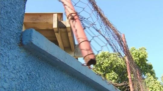 Escola é furtada em Rio Preto e 400 alunos ficam sem aula