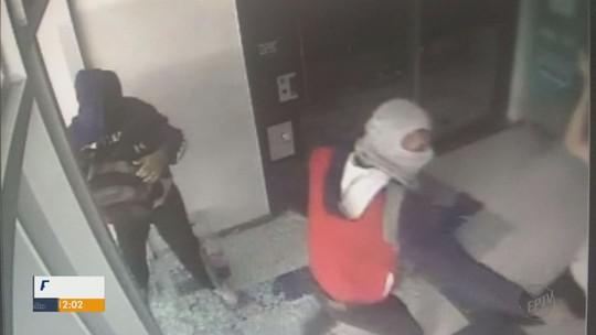 Polícia procura por suspeitos de tentativa de explosão de banco em Bandeira do Sul, MG