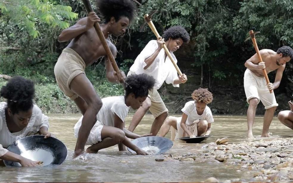 'Rio das Almas e Negras Memórias' também está entre os selecionados para o Goiânia Mostra Curtas — Foto: Divulgação/ Goiânia Mostra Curtas