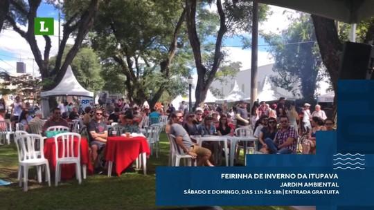 Curitiba tem show de humor, teatro interativo, piquenique literário e feira de inverno no fim da semana; veja no Minuto Cultural