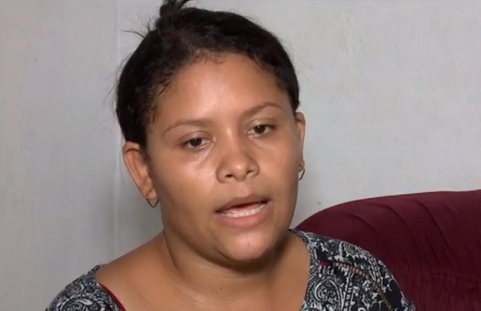 Mãe disse que vai tomar as providências legais devido ao erro (Foto: Reprodução/TV Clube)