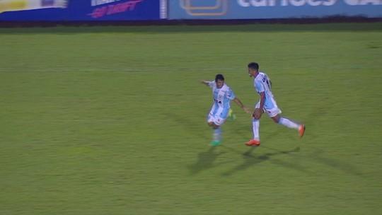 Londrina decide no primeiro tempo, engata sexto jogo invicto e fica mais perto do G-4