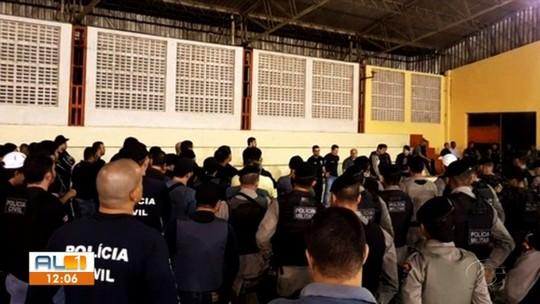Operação contra suspeitos de integrar organização criminosa é deflagrada em Alagoas e Pernambuco