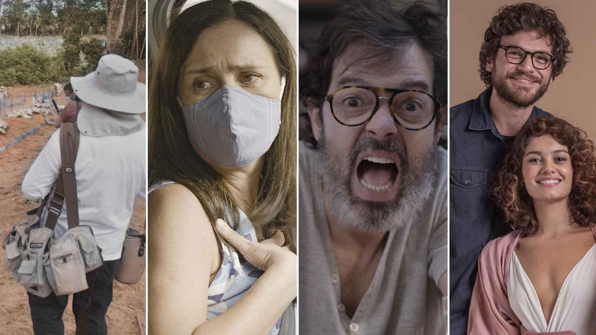 Globo é indicada em três categorias de entretenimento e uma de documentário no Emmy Internacional