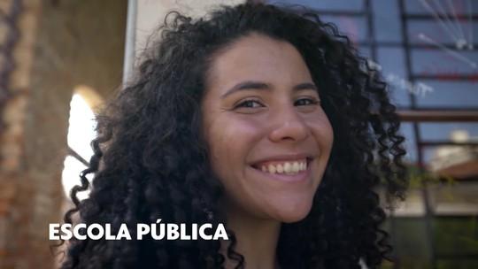 Campanha mostra depoimentos de personagens egressos do ensino público e que hoje ocupam posições acadêmicas de destaque