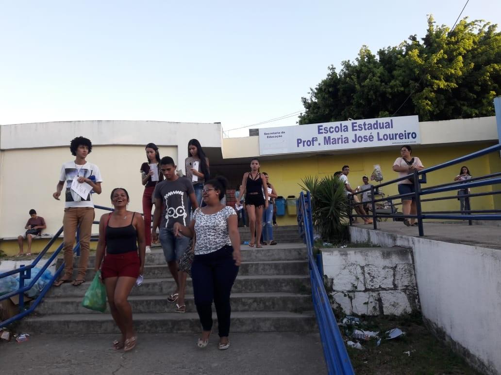 Candidatos do Enem em Alagoas falam em alívio após concluírem maratona de provas