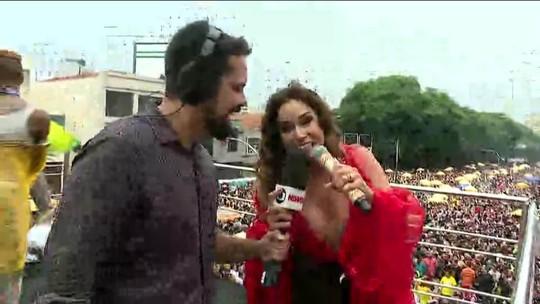 Daniela Mercury fecha carnaval das multidões em SP; veja altos e baixo da folia