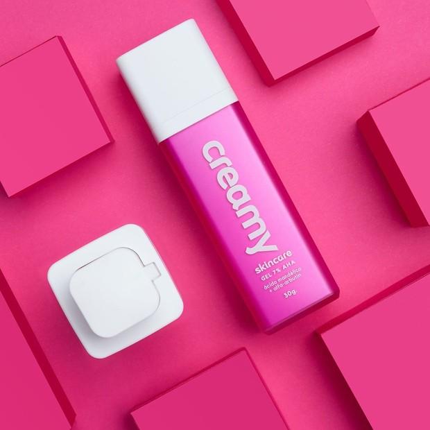 Creamy (Foto: Reprodução Instagram @creamyskincare)