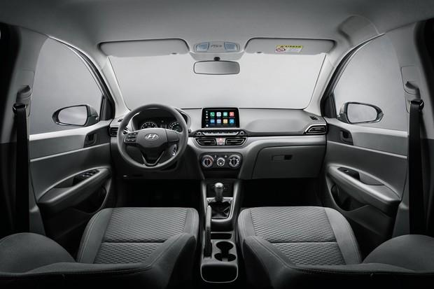 Hyundai HB20 2021 (Foto: Divulgação)