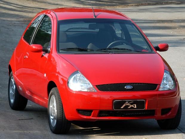 Cl 225 Ssico Do Dia Ford Ka Xr 1 6 Auto Esporte Cl 225 Ssicos
