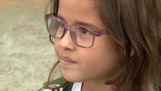 """Menina de 8 anos emociona Neto com carta: """"Nós te amamos, campeão"""""""