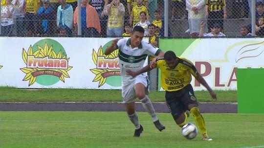 FC Cascavel x Coritiba - Campeonato Paranaense 2019 - globoesporte.com
