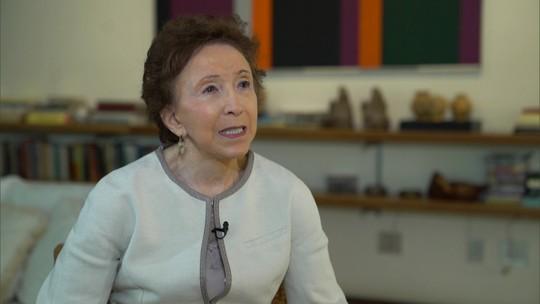 A psicanalista Malvine Zalcberg explica a construção feminina pelo olhar materno