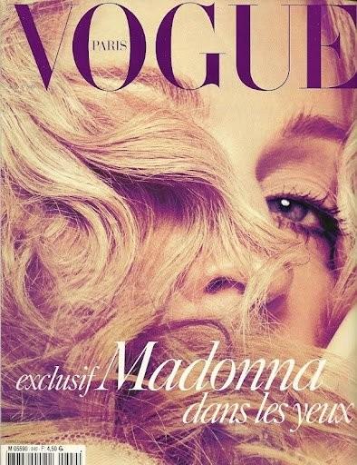 Vogue Paris August 2004, by Steven Klein (Foto: Reprodução )