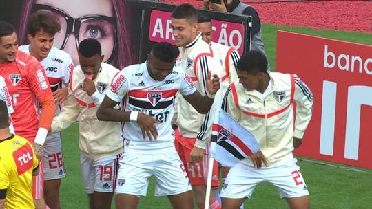 Atuações do São Paulo: Igor Gomes melhora time, e Arboleda faz o gol da vitória contra o Avaí